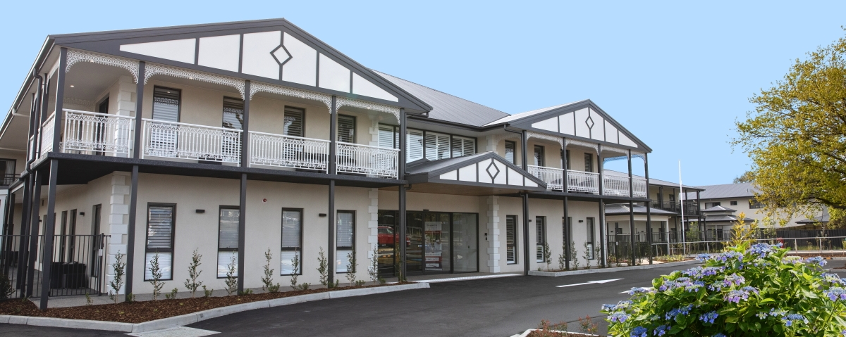 Langwarrin Community Aged Care Building Front
