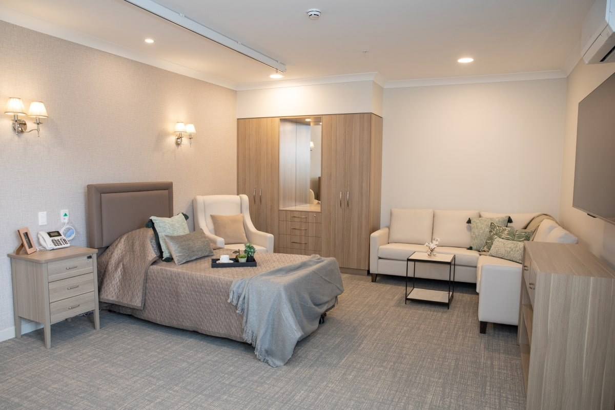 Langwarrin Community Aged Care Bedroom Large
